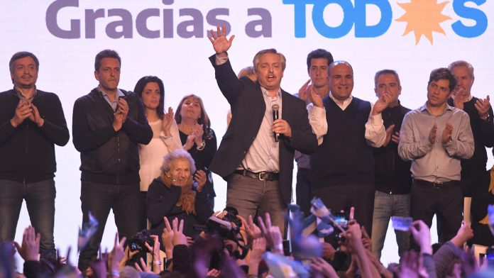 presidencia de Argentina